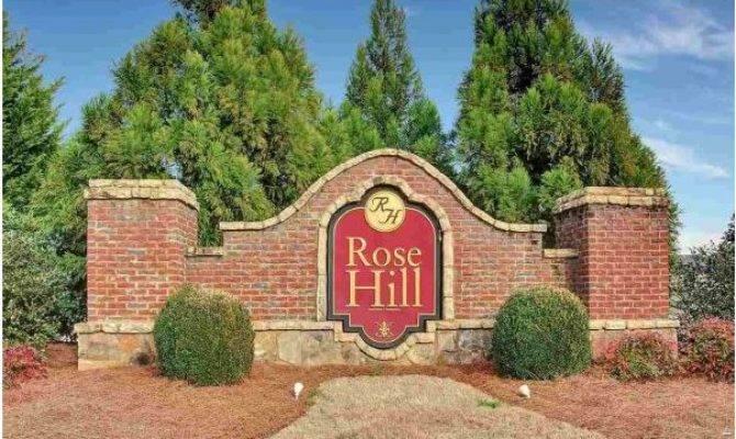 Rose Hill Easley Real Estate Listings