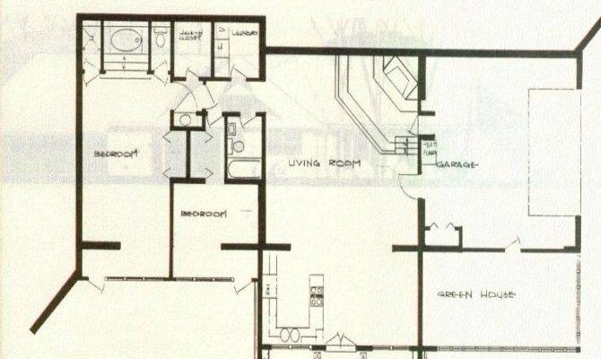Rossridge Berm Style Home Plan House Plans More