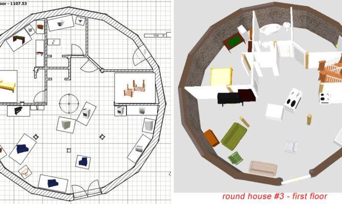 Round Home Designs Limbago Living Room