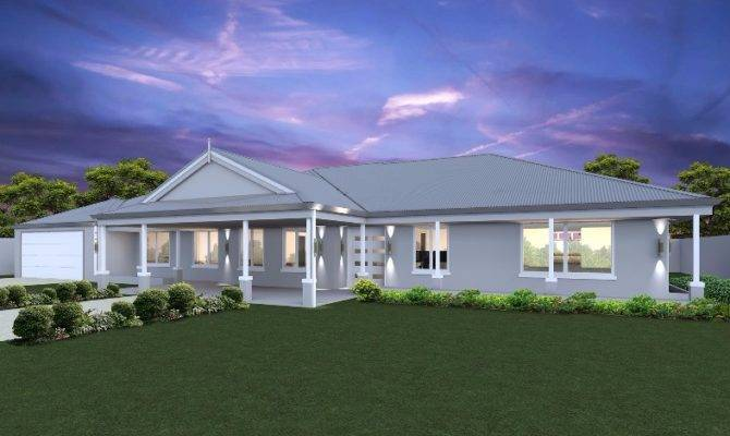 Rural House Designs Mandurah Home