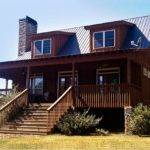 Rustic Cottage House Plan Porches Plans Small