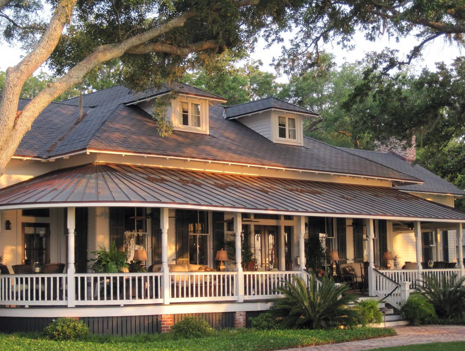 Rustic Country House Plans Wrap Around Porch Home Deco
