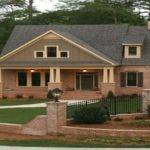 Rustic Craftsman Home Design House Plan