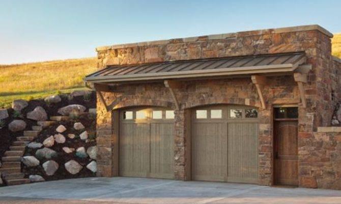 Rustic Garage Shed Design Ideas Remodel Decor