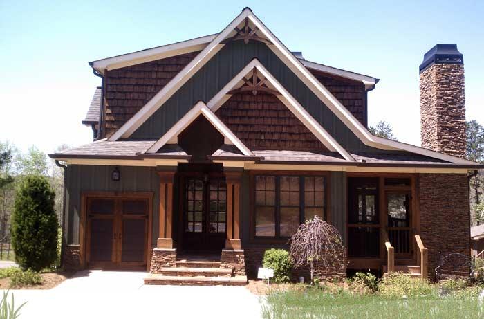 Rustic House Design Details Log Amp Homes