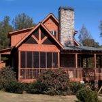 Rustic House Plans Wrap Around Porches Cottage Home
