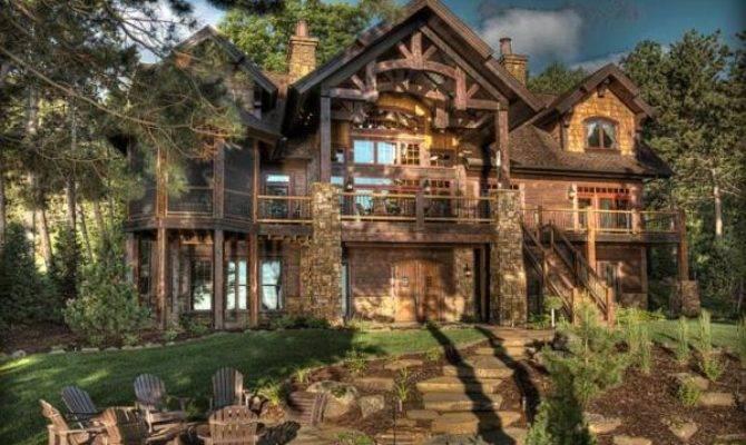 Rustic Houses Design Ideas Home Garden