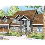 Rustic Lodge Style House Plans