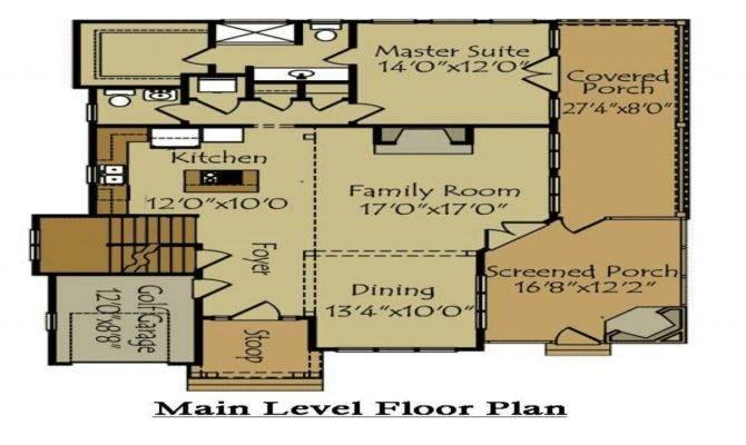 Rustic Open Floor Plan Homes Best Plans