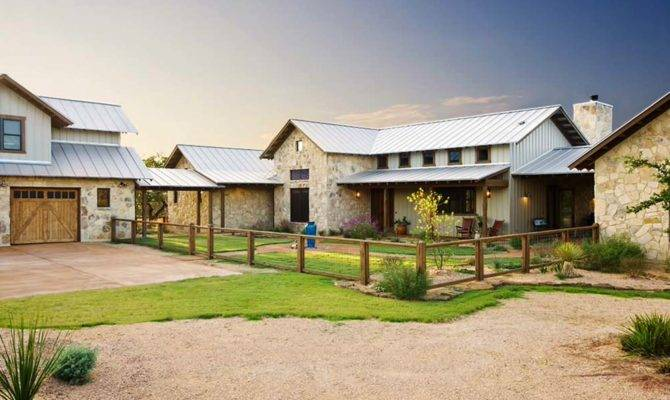 Rustic Ranch House Designed Gatherings Texas