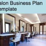 Salon Business Plan Template Black Box Plans