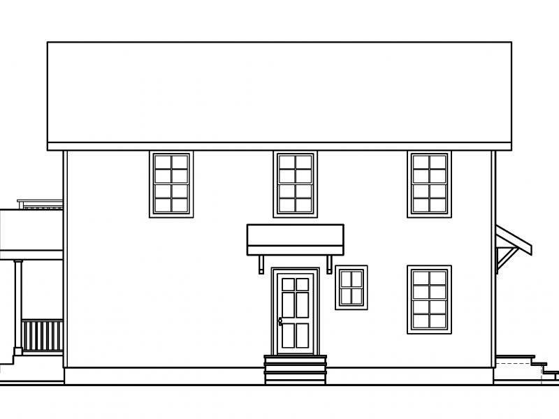 Saltbox Style House Plans High Definition Danutabois