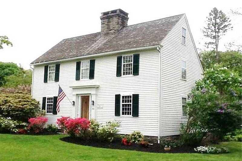 Saltbox Style Houses Home Design