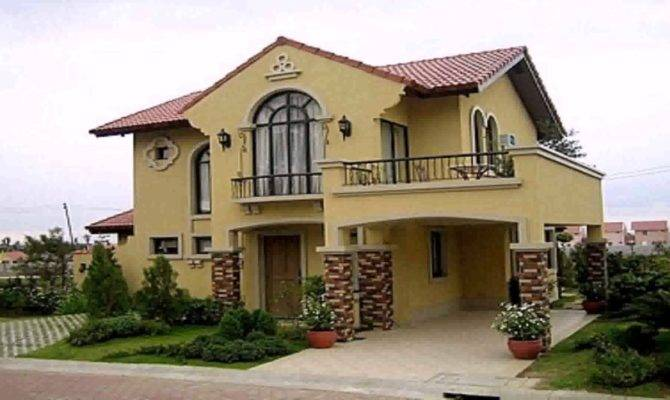 Sample House Plan Philippines