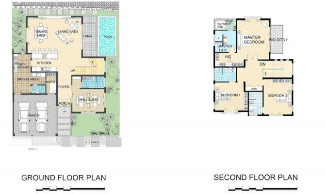 Sample Layout Design House Planning Houses