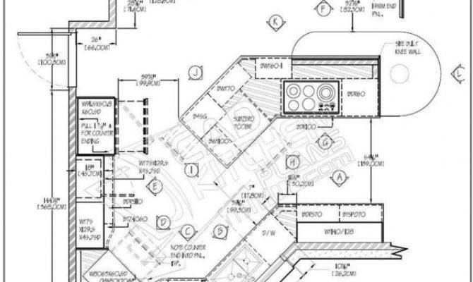 Sample Residential Building Autocad Plan House Floor
