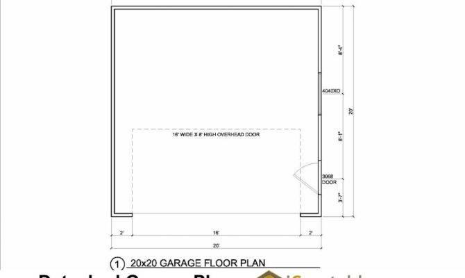 Sample Sheets Our Car Door Garage Plans