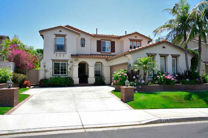 San Clemente Spanish Style Homes Sale