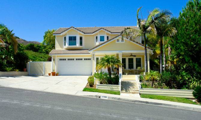 San Clemente Traditional Style Homes Sale