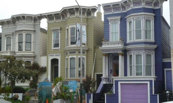 San Francisco Architecture Victorian Edwardian Post