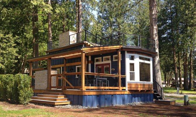 San Juan Cottage West Coast Homes Tiny House