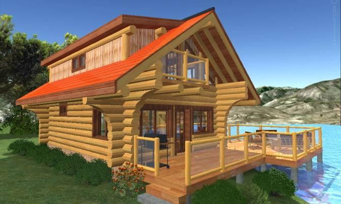 Sanctuary Log Cabin Kit Home Kits