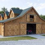 Sand Creek Barn Ponderosa Style Kit