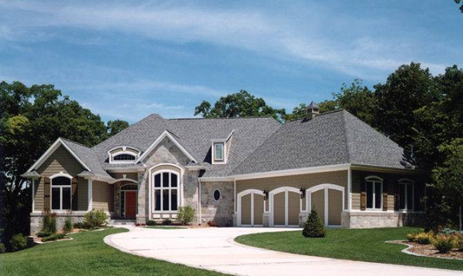 Sanderson Manor Luxury Home Plan House Plans