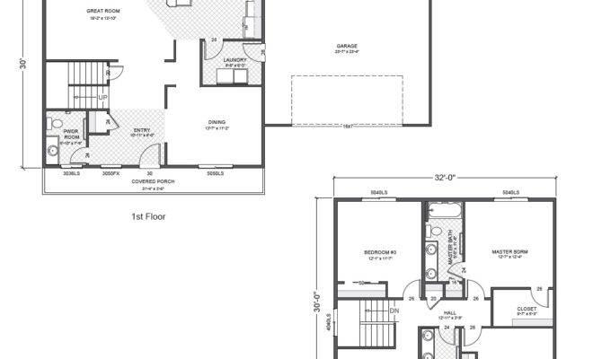 Sandstone Home Plan True Built Pacific Northwest