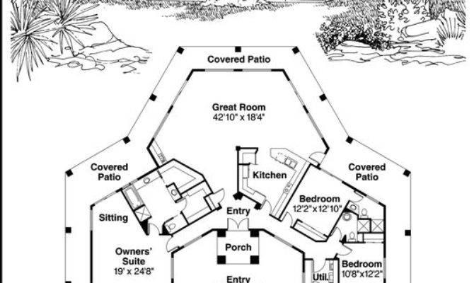 Santa House Plan