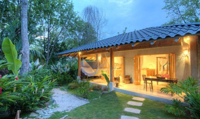 Santa Teresa Holiday Bungalow Beach Casitas Tropical Luxury