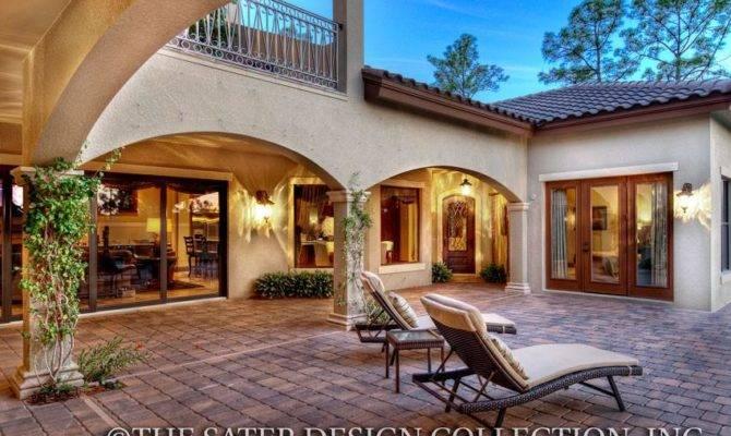 Sater Ferretti House Plan Home Design Style