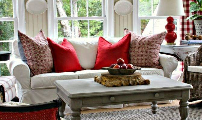 Savvy Southern Style Change Colors Sun Room