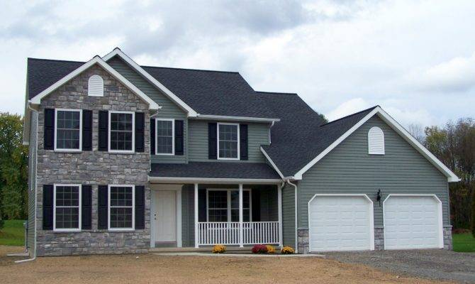 Sayre Two Story Home Bedrooms Bathrooms