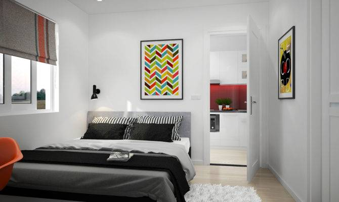 Scandinavian Apartment Adorable Art Classic Colors