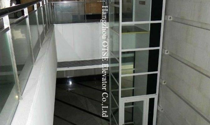 Screw Small Residential Elevator China Mainland Elevators