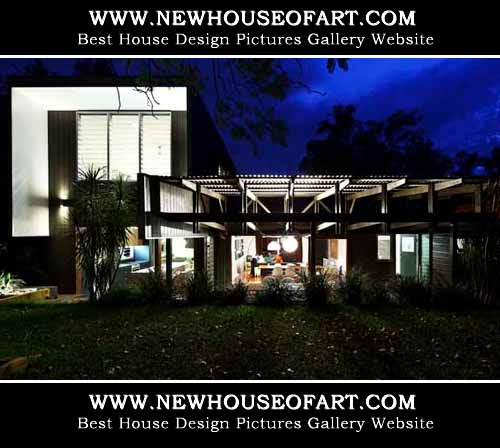 Sculptural Home Design Group Modern Garage House