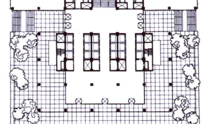 Seagram Building New York Mies Van Der Rohe