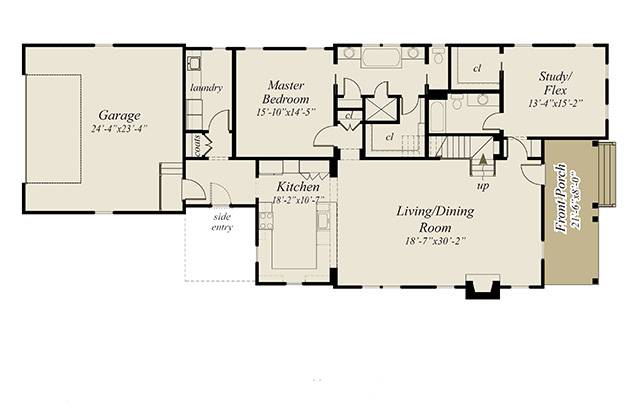 Seale Court Southern Living House Plans