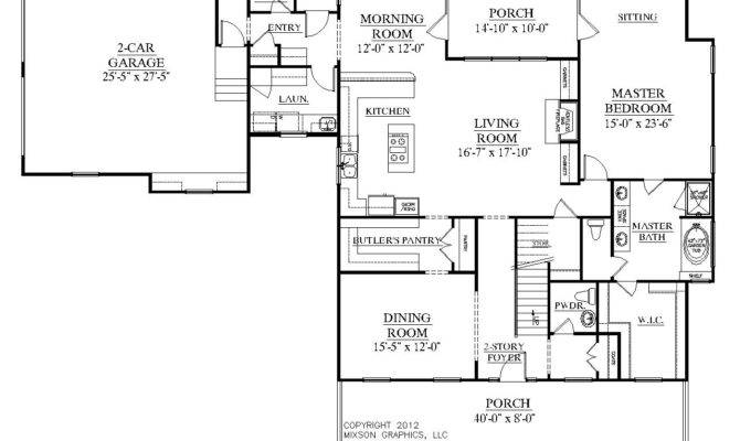 Sears House Plans Bedroom Bonus Room Upstairs