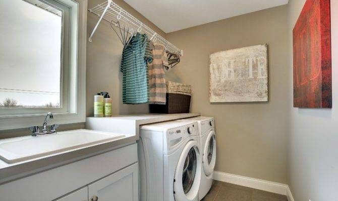Second Floor Laundry Room Princeton Hills Fall