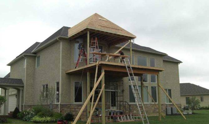 Second Story Additions Floor Addition Builders