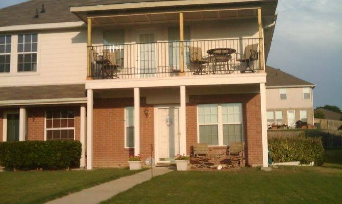 Second Story Balcony Fences Decks Campbell