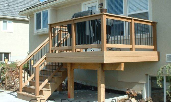Second Story Decks Utah Deck Experts