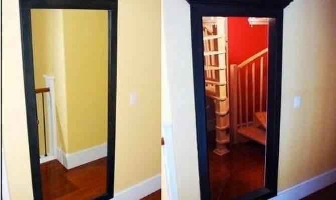 Secret Passageways Hidden Rooms