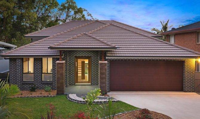 Sedona Downslope Design Kincumber Tullipan Homes