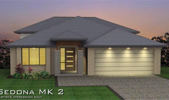 Sedona Mkii Tri Level Hip Roof Version Downslope