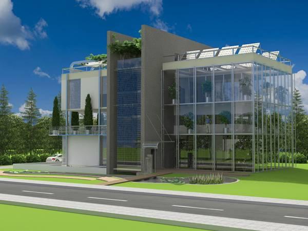 Self Sustained Smart Structure Yanko Design