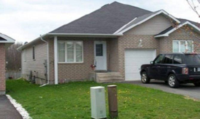 Semi Detached Attached Garage Cornwall Ontario Estates