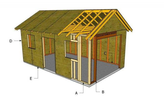 Sets Complete Garage Plans